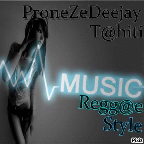 Lighting Production / Rihanna - Man Down ( Instru Reggae by Ze Prone Deejay Tahiti feat my brother ) (2012)