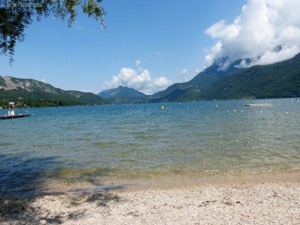 #258 Le lac d'Annecy