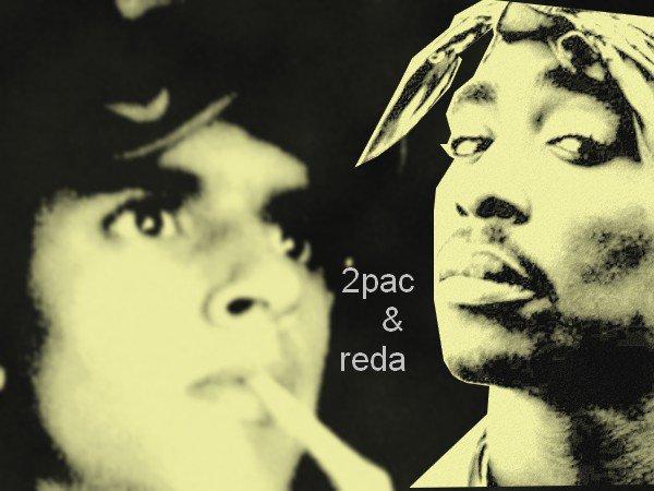 redaflow & tupac