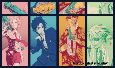 Team Seven En Force. (Y)
