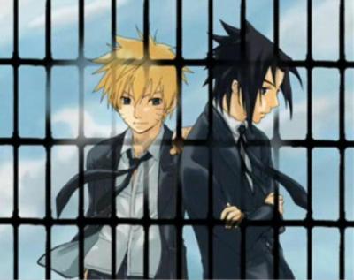 Sasuke & Naruto ♥