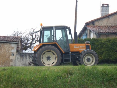 RENAULT 103 54 TRACFOR