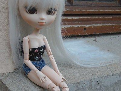 Mini shoot photo de Gwendoline .