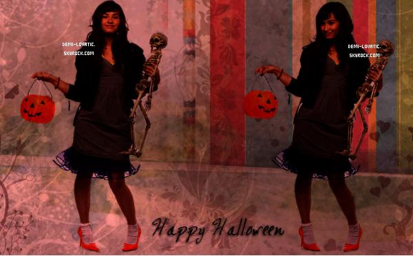 . Happy Halloween à tous !.