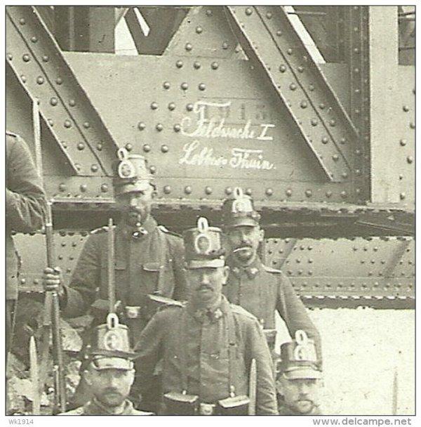 voila des photos du net ,c est chez moi le long de la Sambre entre 1914/1918