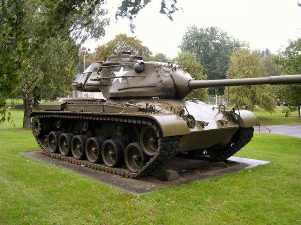 Le char Patton ,on ne parle pas beaucoup de se char et pourtant .