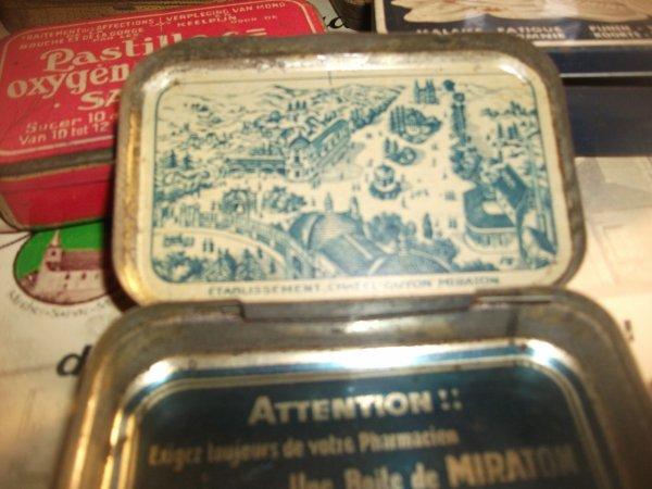 mes vielle boite qui me vienne de mon Grand-père .