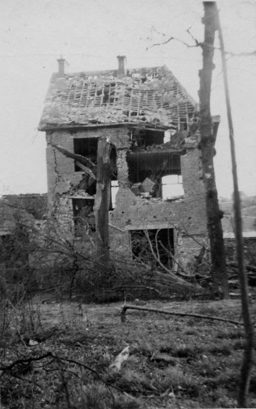 suite des bombardement 44