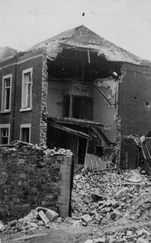 suite et fin ,Lobbes 1944.