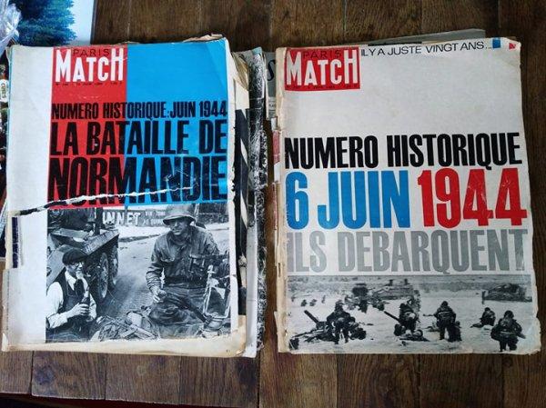 voila des vieux livres Match qui date de 1964 ,retrouver dans un grenier ,de super photos en voici 3/4 .