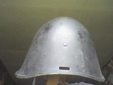 bonjour a tous ,voila petite rentrée du W.K casque Danois M/23 en acier .