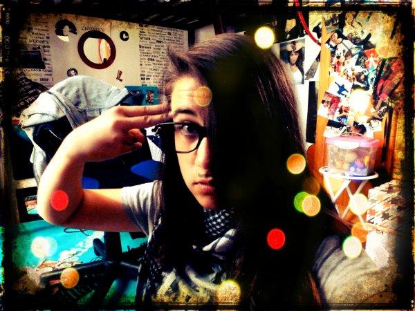 Photo de moi ;)