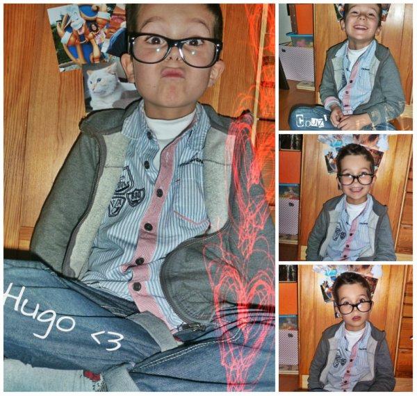 Hugo couz' ♥