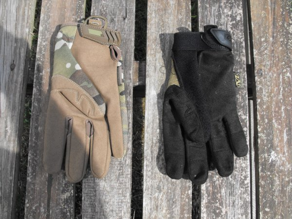 Mechanix Multicam Gloves