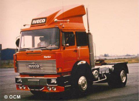 IVECO TURBO 190-38 (SERIE LIMITEE)