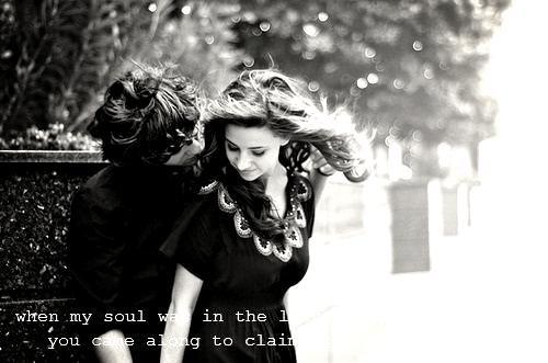 If I find you, I also found me(Si je te retrouve, je me retrouve aussi)