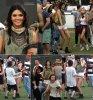 Kendall et Kylie étaient présentes au 2 ème week-end du festival Coachella, à Indio, le 18 avril 2014. ( Elles étaient entourées de quelques amis avec notamment Jaden Smith, Willow Smith et Moises Arias ) + Le 17 avril 2014, Kylie se promenait dans les rues de West Hollywood, à Los Angeles avant son départ pour le le 2 ème week-end du festival Coachella.