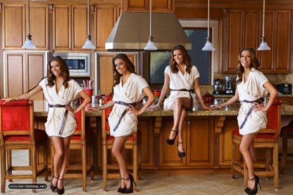 Eva pour Desperate Housewives