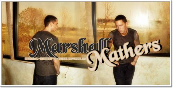Bienvenue sur Marchal-Eminem-Mathers