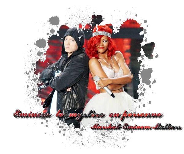 Eminem un homme très mystérieux / les photos des Backstage de No Love