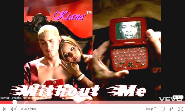Article Spécial N°1:  Meilleur Clip '' Parodie'' d' Eminem