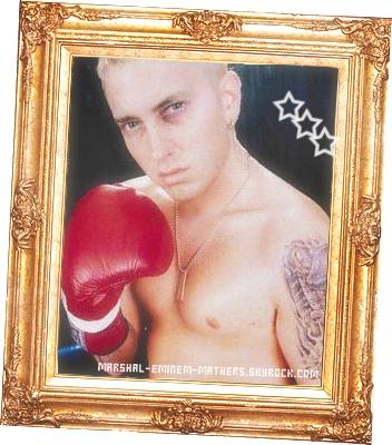 Eminem à Nouveau Sur grand Ecran