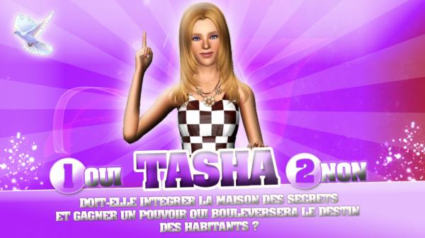 Je vous présente ... Tasha !