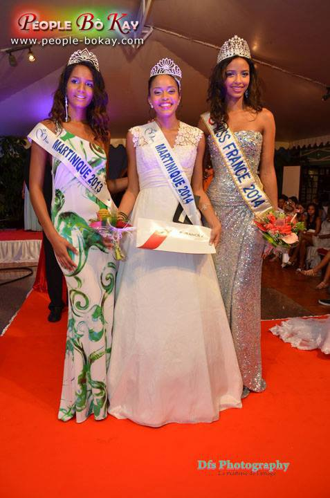 Candidate Miss France 2015