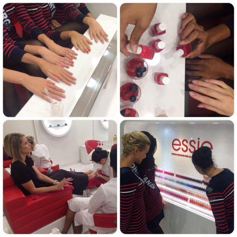 Préparation Miss France 2015