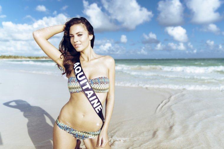 Miss Aquitaine - Photos Oficielles Maillot de Bain