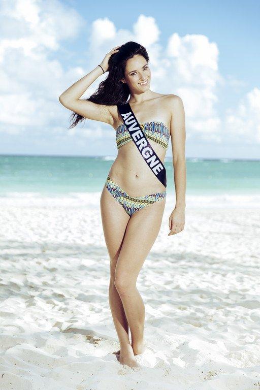 Miss Auvergne - Photos Oficielles Maillot de Bain