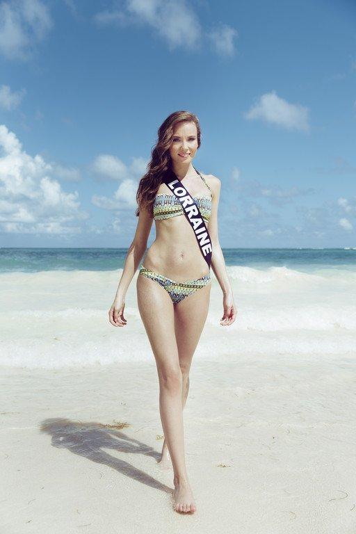 Miss Lorraine - Photos Oficielles Maillot de Bain