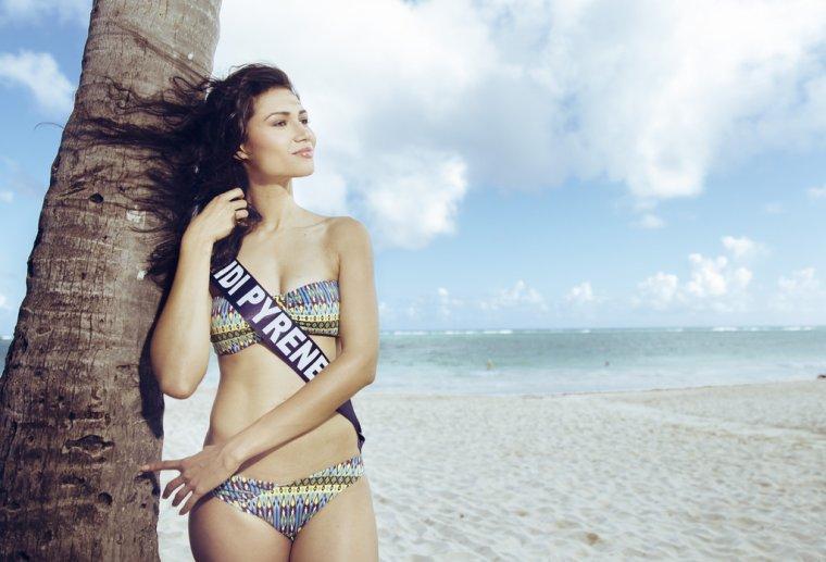 Miss Midi Pyrénées - Photos Oficielles Maillot de Bain