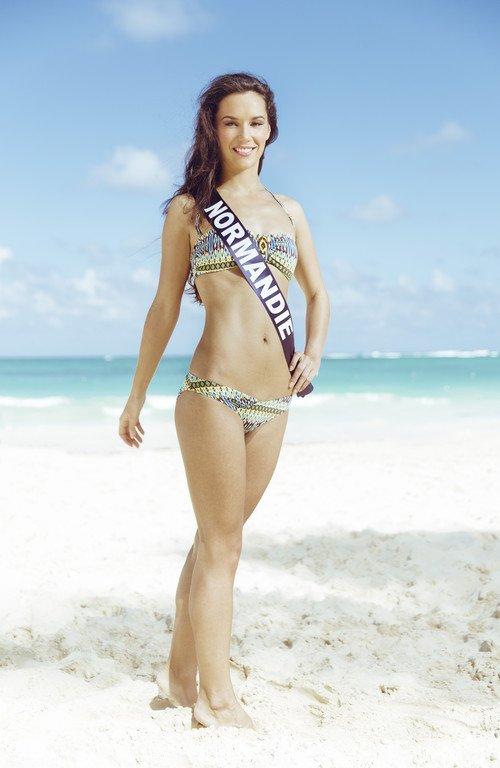 Miss Normandie - Photos Oficielles Maillot de Bain