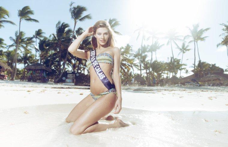 Miss Nord Pas de Calais - Photos Oficielles Maillot de Bain