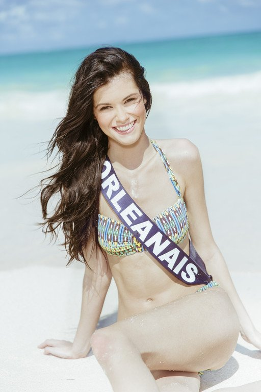 Miss Orléanais - Photos Oficielles Maillot de Bain