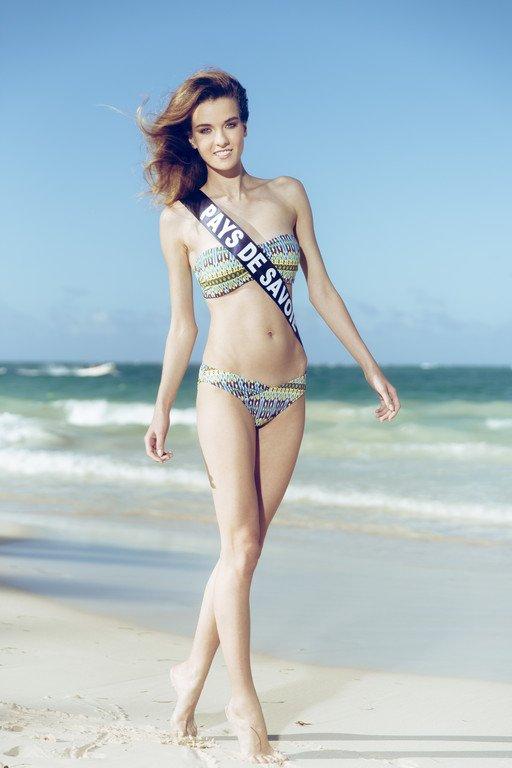 Miss Pays de Savoie - Photos Oficielles Maillot de Bain