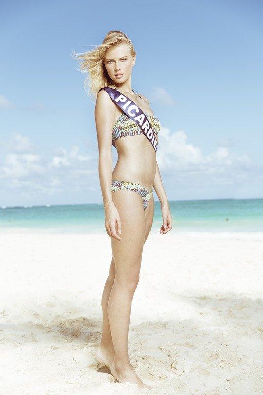 Miss Picardie - Photos Oficielles Maillot de Bain