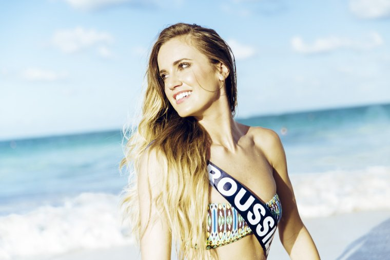 Miss Roussillon - Photos Oficielles Maillot de Bain