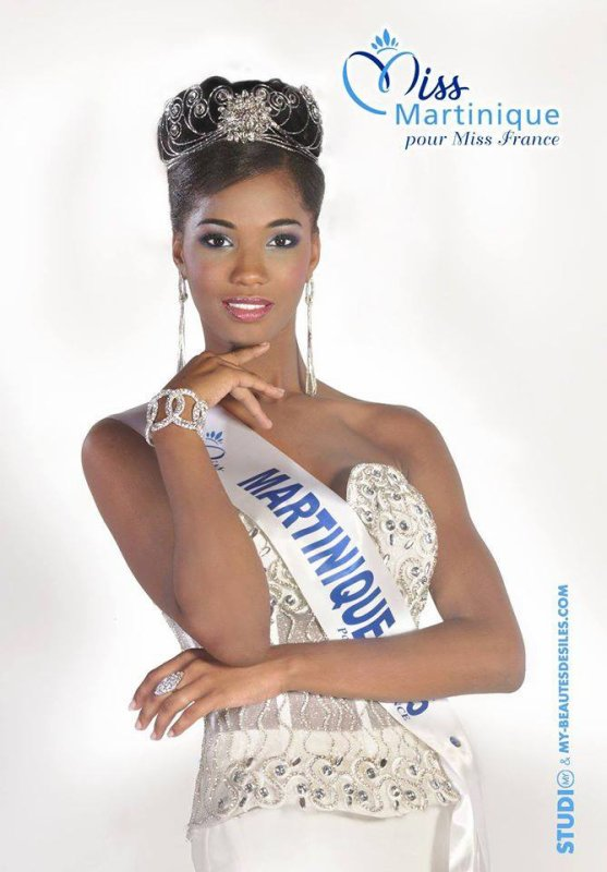 Photos officielles Miss Martinique 2015