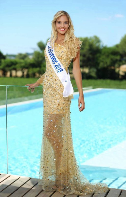 Photos officielles Miss Languedoc 2015