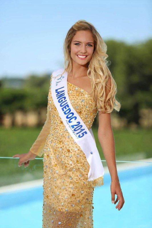 Photos officielles Miss Languedoc 2015