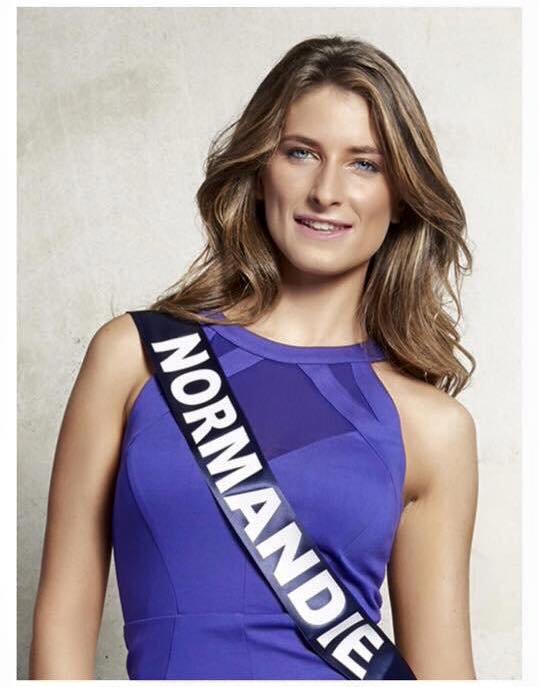 Photos officielles des candidates à Miss France 2016