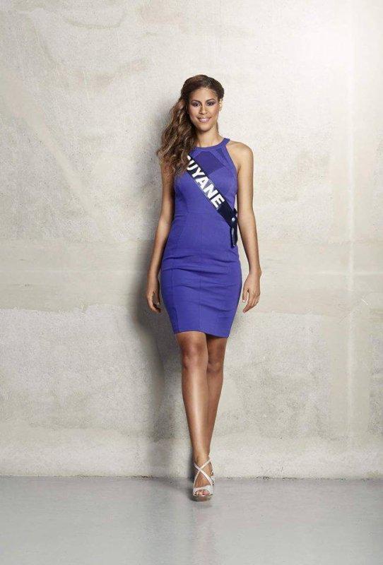 Photos officielles Miss Guyane 2015