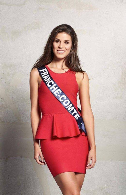 Photos officielles Miss Franche-Comté 2015