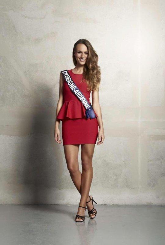 Photos officielles Miss Champagne-Ardenne 2015
