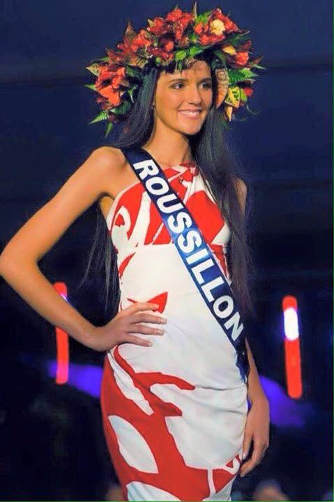 Défilé à Tahiti - Miss France 2016