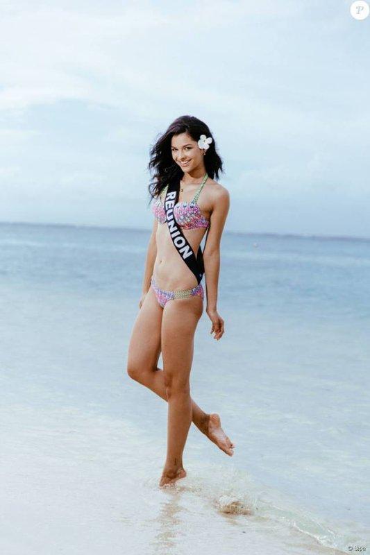 Photos officielles Miss Réunion 2015