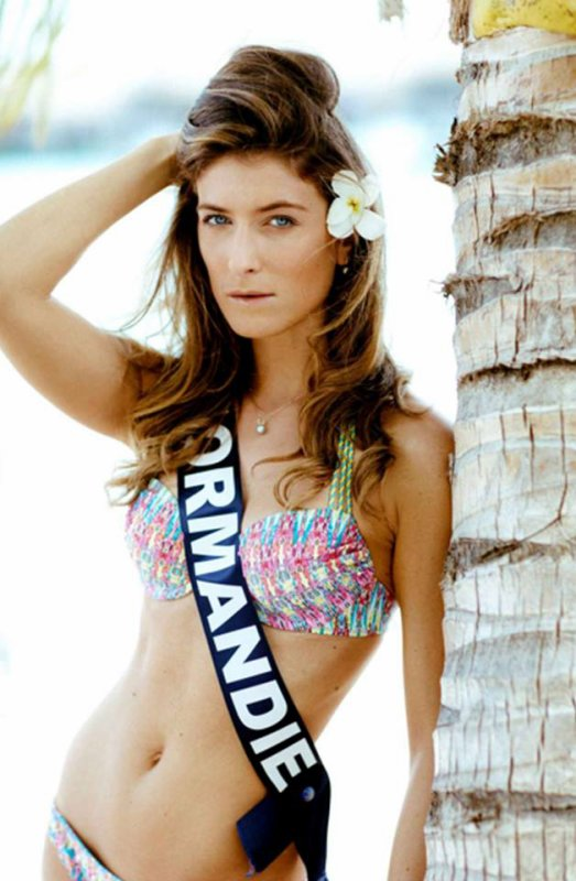 Photos officielles Miss Normandie 2015