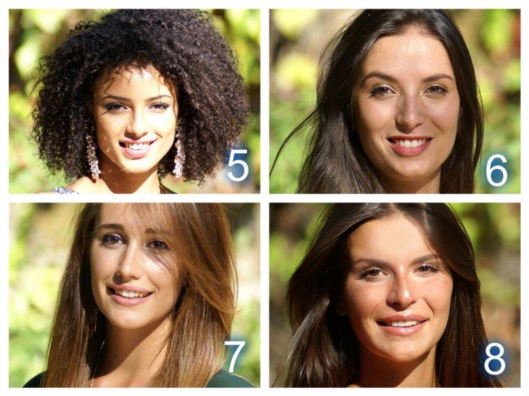 Candidates Miss Centre-Val de Loire 2016